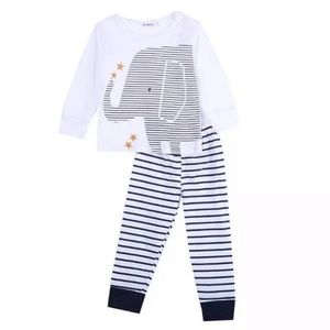 Other - Baby Boy Elephant 2 pc Set - 12 to 18 mth